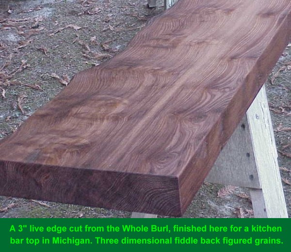 Tables And Tabletops Made From Old Growth Redwood Lumber